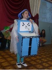 Фото костюм мойдодыра своими руками